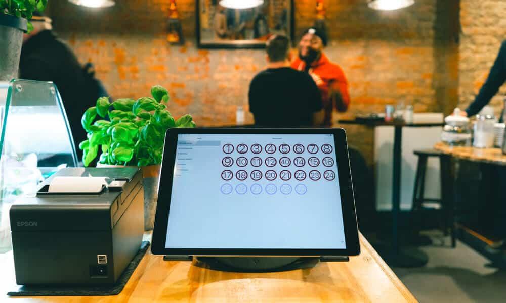 iPad Kassensystem Expresskasse