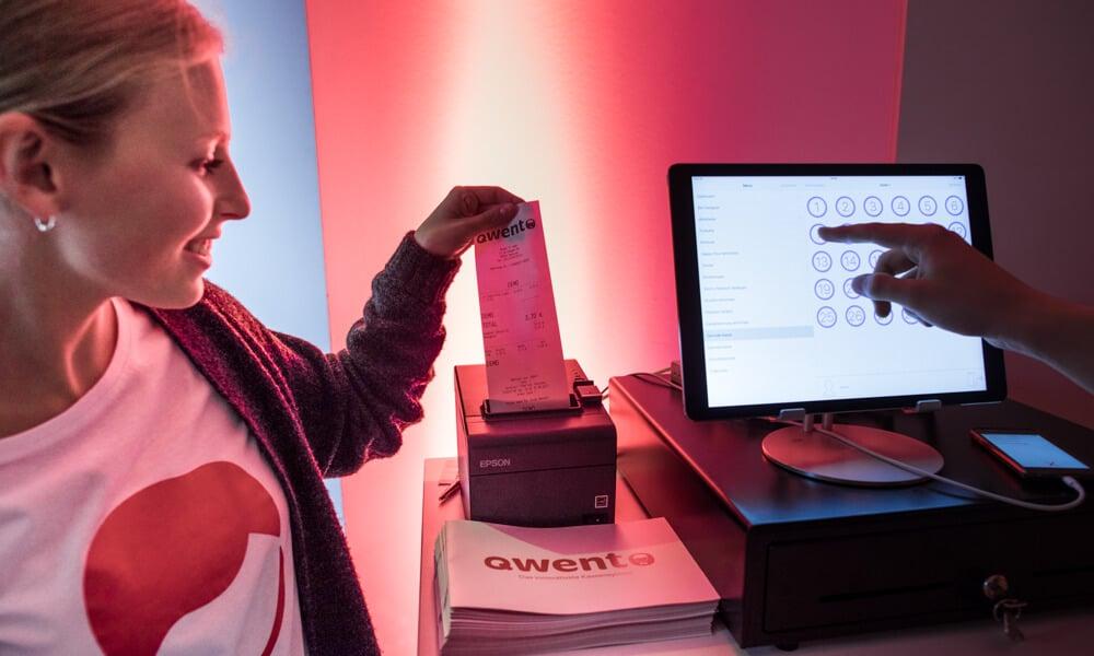 iPad Kassensystem Funkbonieren