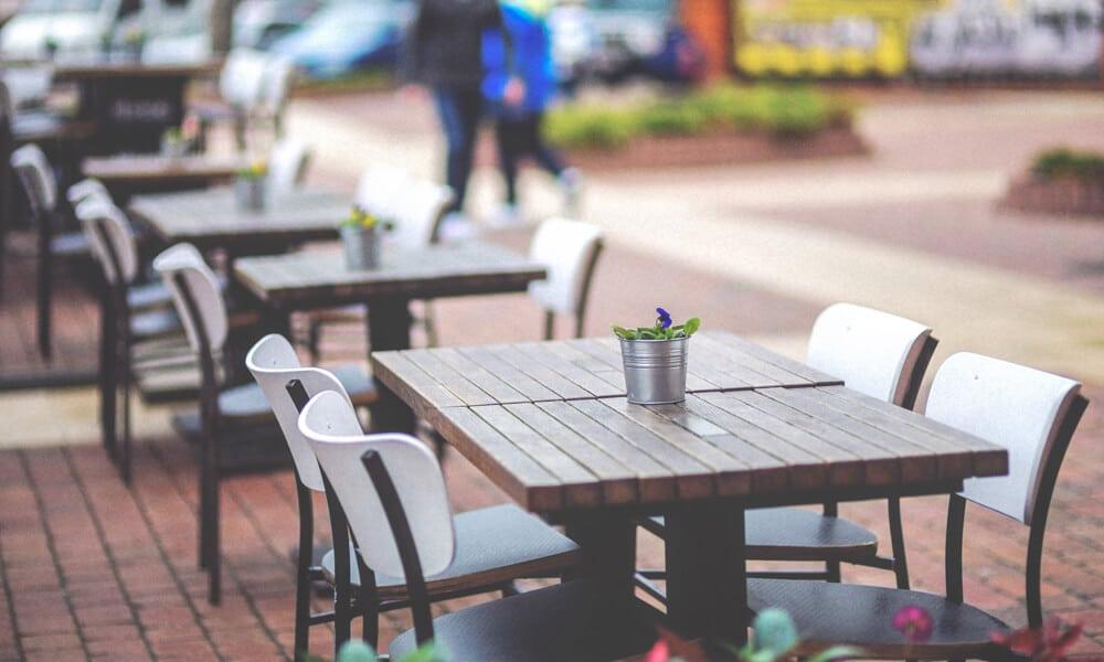iPad Kassensystem für die Terrasse in Deinem Restaurant